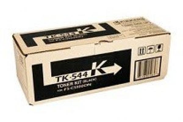 KYOCERA MITA Black Toner Kit For Fs-c5100dn 5k TK-544K