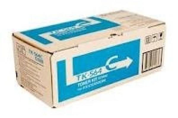 KYOCERA MITA Cyan Toner For C5300dn/c5350 10k TK-564C