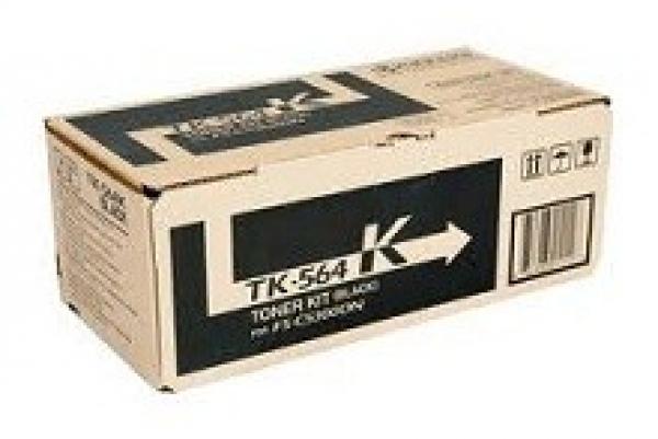 KYOCERA MITA Black Toner Kit For C5300dn/ TK-564K