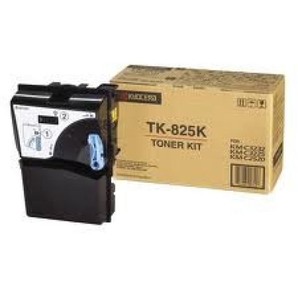 KYOCERA MITA Black Toner For TK-825K