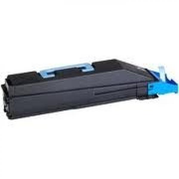 KYOCERA MITA Cyan Toner Kit Yield 18k For TK-884C