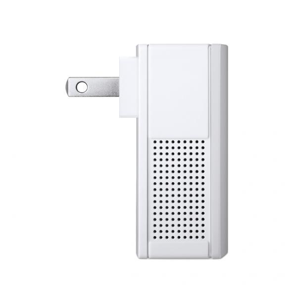 Tp-link AV600 Powerline Adapter Starter KIT Up To 600 Mbps 3YR (TL-PA4010KIT)