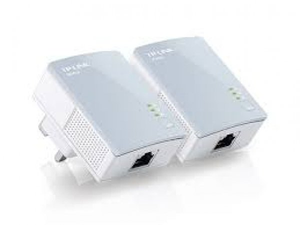 TP-LINK TP-Link PA411kit Powerline Network (TL-PA411KIT)
