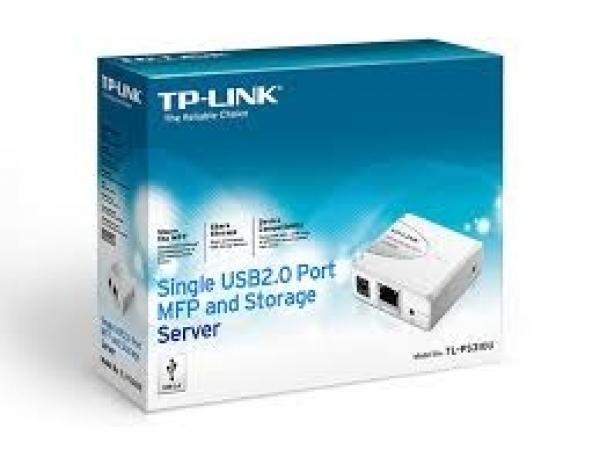 TP-LINK  Mfp/storage Server Usb2 10/100 Rj45 TL-PS310U
