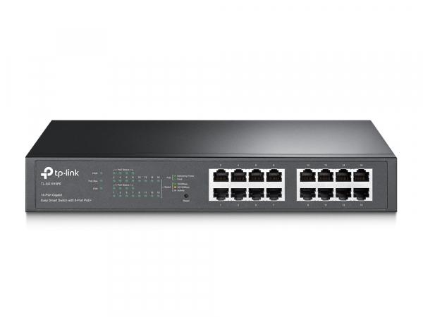 TP-LINK  16-port Gigabit Desktop/rackmount TL-SG1016PE