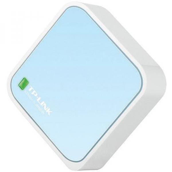 Tp-Link Wireless-N300 Mini Pocket Ap Router (TL-WR802N)