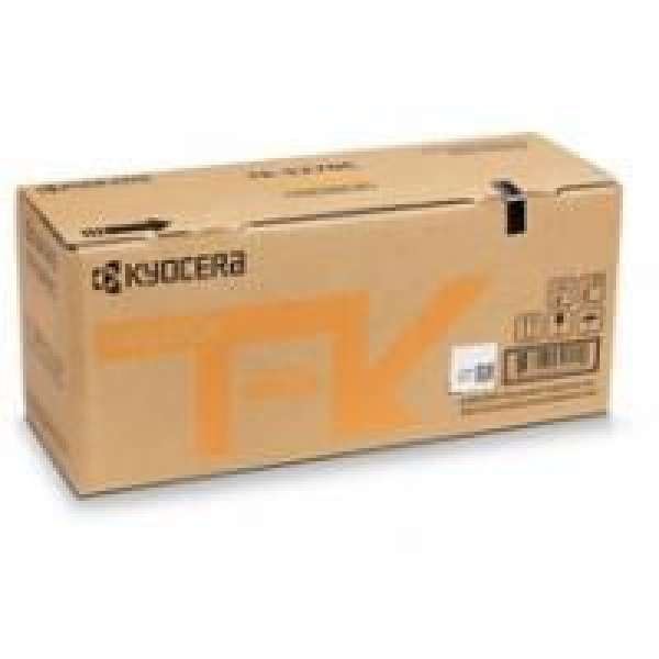Kyocera Tk-5284y Toner Kit Yellow - For Ecosys P6235cdn ( 1t02twaas0 )