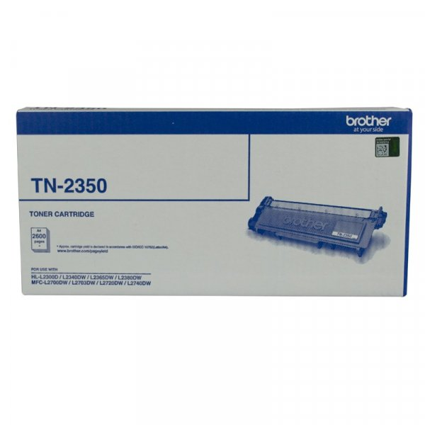 BROTHER Mono Laser Toner - High Yield Cartridge TN--2350
