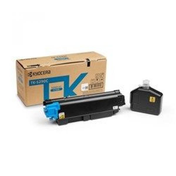 Kyocera Tk-5284c Toner Kit Cyan - For Ecosys P6235cdn ( 1t02twcas0 )