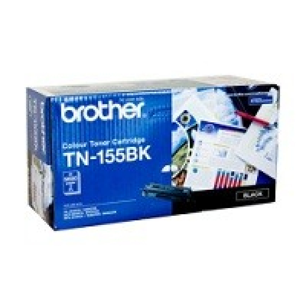 BROTHER Tn155 Black Toner 5000 Page Yield For TN-155BK
