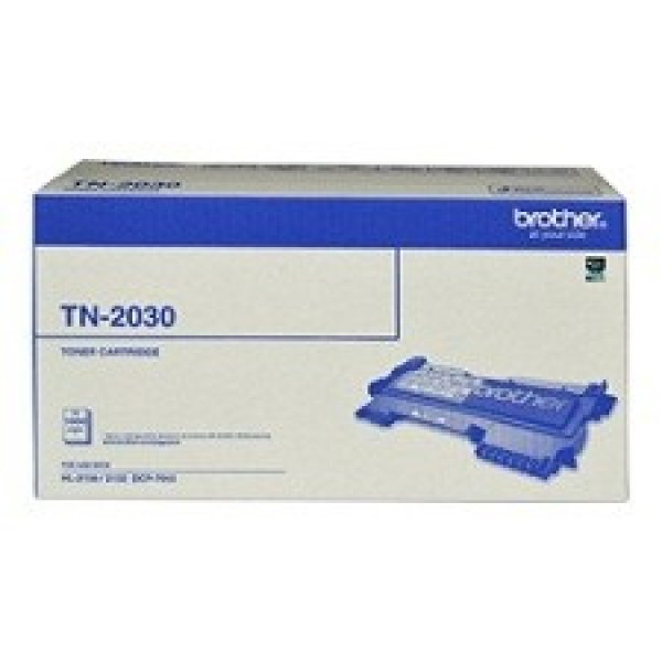 BROTHER Tn2030 Black Toner 1000 Page Yield For TN-2030