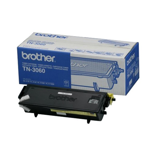 BROTHER Tn3060 Black Toner 6700 Page Yield For TN-3060