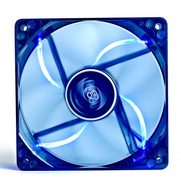 DEEPCOOL  Case Fan 12cm - 25mm Thick With Blue TNP03452