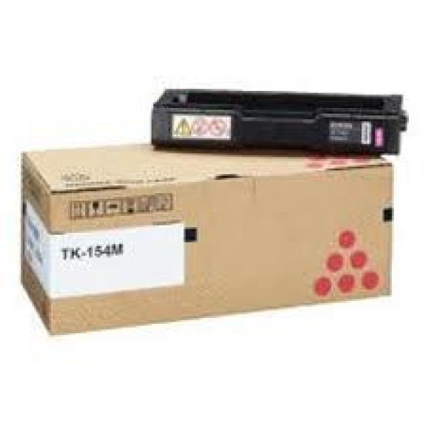 KYOCERA Tk-154m Magenta Toner (6000 Pages In 1T05JKBAS0