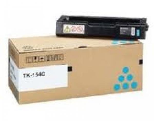 KYOCERA Tk-154c Cyan Toner (6000 Pages In 1T05JKCAS0
