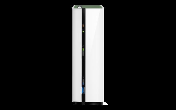Qnap Bundle TS-128A 1 BAY Naswith Seagate Iw 4TB(1 X 4TB) Hd Network Storage (TS-128A-4TB)