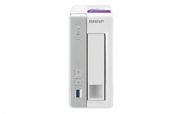 Qnap 1-Bay NAS Enclosure Network Storage (TS-131P)