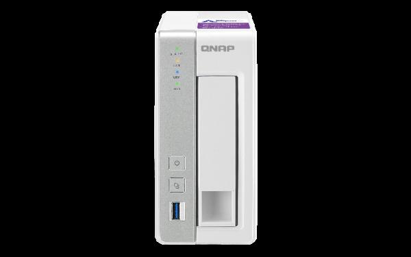 Qnap 1-Bay NAS Enclosure Network Storage (TS-131P)