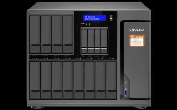 Qnap Network Storage (TS-1635AX-8G)