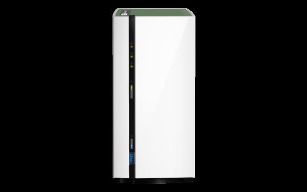 Qnap Bundle TS-228A 2 Bay Naswith Seagate IW 4TB (2 X 2TB) HD Network Storage (TS-228A-4TB)