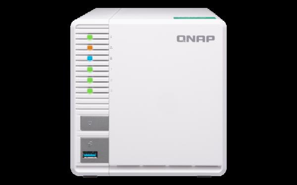 Qnap Ts321 Turbo Nas - Arm Quad-Core 1.4 GHz Processor Network Storage (TS-328)
