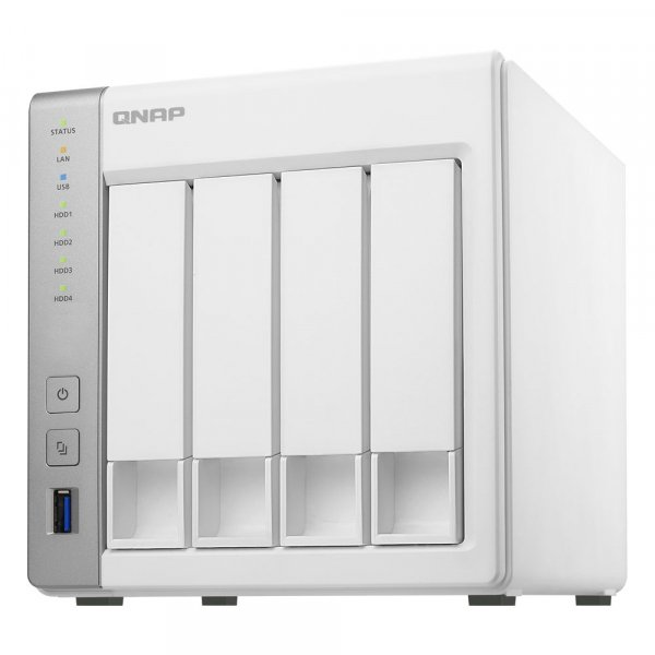 Qnap 4-Bay NAS Enclosure NAS Accessories (TS-431P)