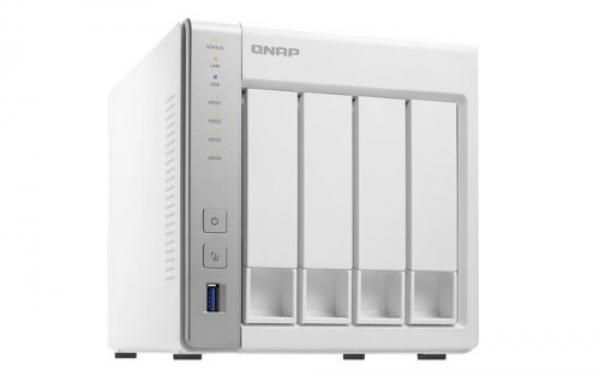 Qnap Turbo Nas Tower quad-core 1.7GHz processor Network Storage (TS-431P2-4G)