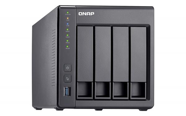 Qnap BUNDLE TS-431X2-2G 4BAY NAS WITH 12TB Network Storage (TS-431X2-2G-12TB)