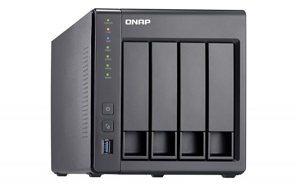 Qnap BUNDLE TS-431X2-2G 4BAY NAS WITH 16TB Network Storage (TS-431X2-2G-16TB)
