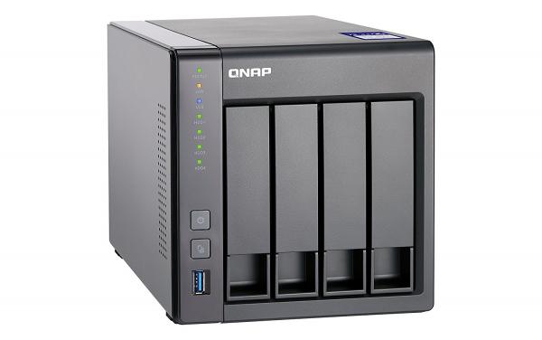 Qnap BUNDLE TS-431X2-2G 4BAY NAS WITH 8TB Network Storage (TS-431X2-2G-8TB)