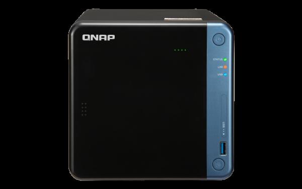 Qnap Bundle TS-453BE-4G 4 BAY NAS With Seagate IW 8TB 4 X 2TB Network Storage (TS-453BE-4G-8TB)