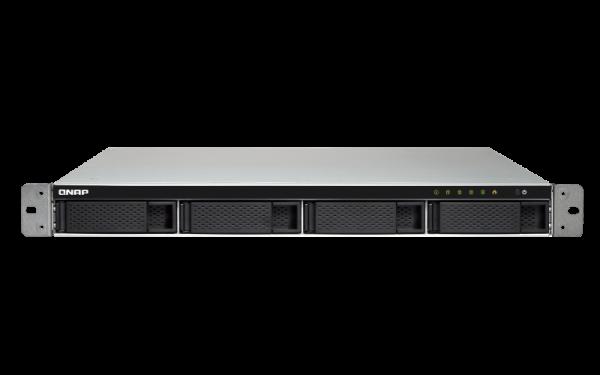 Qnap 4bay Nas (No Disk) 2GB Cel QC-1.5GHZ USBGDM Network Storage (TS-453BU-2G)