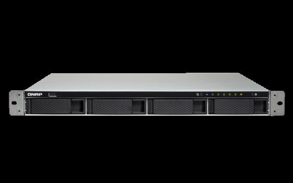 Qnap 4 Bay Nas (No Disk)4GBAMD GX-420MCGBE(4)1 Network Storage (TS-463XU-RP-4G)