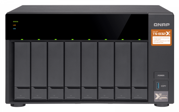 Qnap Network Storage (TS-832X-2G)