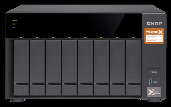 Qnap Network Storage (TS-832X-8G)