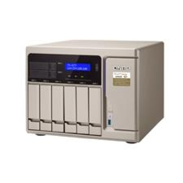 Qnap 8-Bay Diskless NAS - AMD Ryzen 7 1700 Network Storage (TS-877-1700-16G)