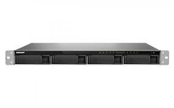 Qnap 5+4Bay Nas(No Disk)Ryzen3 1200 4GB 10GBE 3UPO Network Storage (TS-977XU-RP-1200)