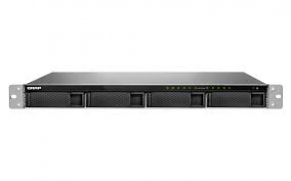 Qnap No Rail 2u Rack Nas Amd Ryzen 3.4ghz 6 C Network Storage (TS-977XU-RP-2600-8G)