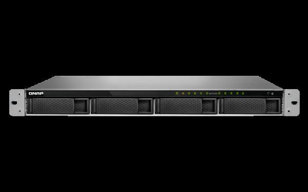 Qnap No Rail 2U Rack Nas Intel Xeon 3.3GHZ 4COR Network Storage (TS-983XU-E2124-8G)