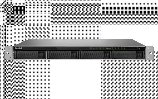Qnap No Rail 2U Rack Nas Intel Xeon 3.3GHZ 4 RVJY Network Storage (TS-983XU-RP-E2124-8G)