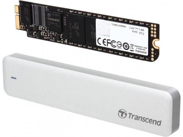 Transcend 240GB Jetdrive 500 For Macbook Air Desktop Drives (TS240GJDM500)
