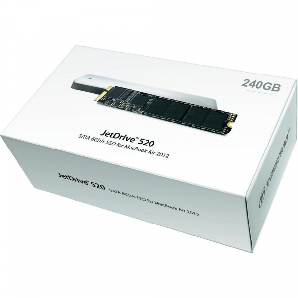 Transcend 240GB Jetdrive 520 For Macbook Air Desktop Drives (TS240GJDM520)