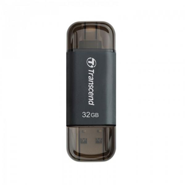 Transcend 32GB Iphone Jetdrive Go 300 Black Desktop Drives (TS32GJDG300K)