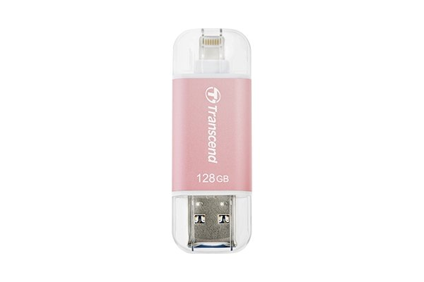 Transcend 32GB Jetdrive Go 300 Rose Gold Plating Desktop Drives (TS32GJDG300R)