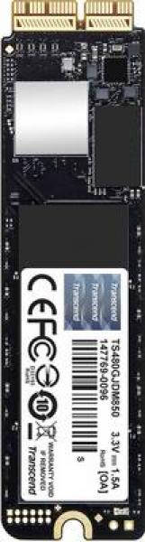Transcend 480GB Jetdrive 850 Pcie SSD For Mac M13-M15 Desktop Drives (TS480GJDM850)