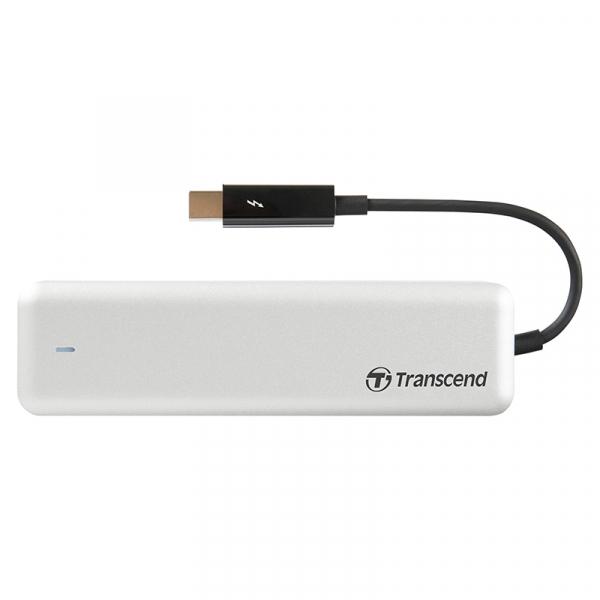 Transcend Jetdrive 825 - Thunderbolt Pcie Portable SSD - 960 Desktop Drives (TS960GJDM825)