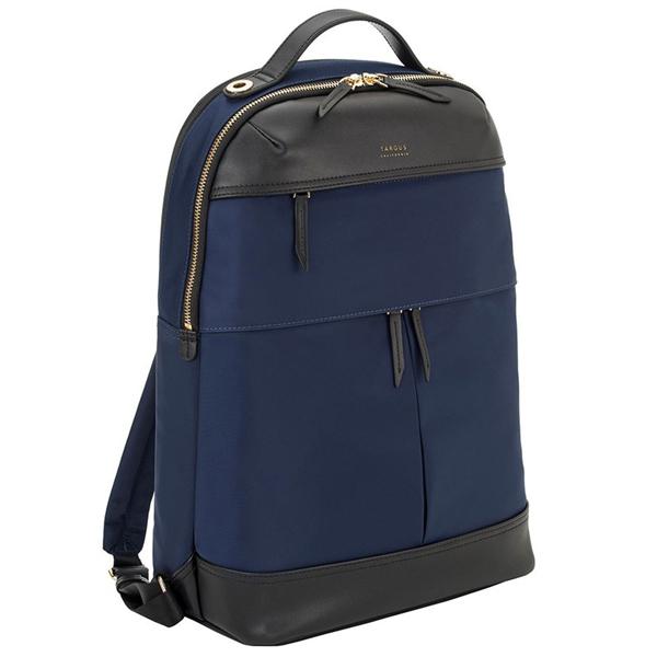 Targus 15in Newport Backpack Blue ( Tsb94501 )