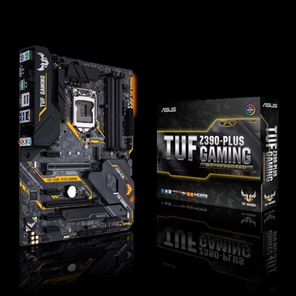 Asus TUF-Z390-Plus-Gaming ATX Motherboard (TUF Z390-PLUS GAMING)