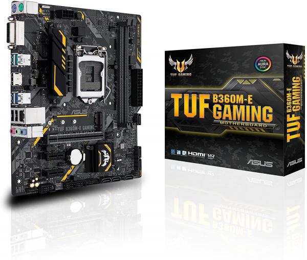 Asus   ( Tuf-b360m-e-gaming )