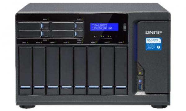 Qnap 12-Bay NAS Network Storage (TVS-1282T3-I5-16G)